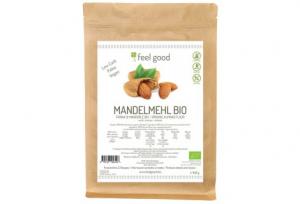 Farina di Mandorle Bio DISOLEATA - 500g