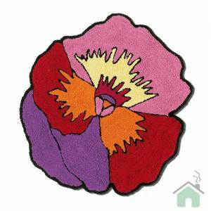 Tappeto bagno Missoni Home 80 cm diametro multicolor PARMA 1