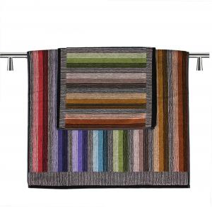 Missoni Home Ross 2015 telo da bagno 100x160 cm righe multicolori