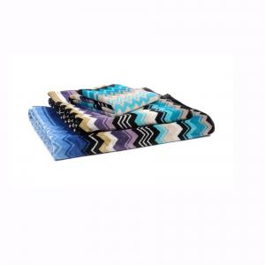 Set asciugamani Missoni Home 1  Telo + 2 asciugamani + 2 ospiti GIACOMO 170