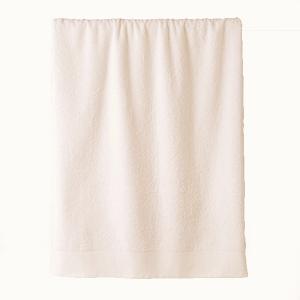 Telo bagno in spugna di puro cotone 450 grammi  Vaniglia 100x150