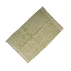 Happidea asciugamano ospite in spugna Voglia di Colore 450 grammi 40x60 cm - olio