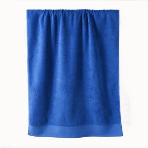 Telo bagno in spugna di puro cotone 450 grammi Bluette Royal 100x150