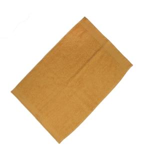 Happidea asciugamano ospite in spugna Voglia di Colore 450 grammi 40x60 cm - narciso
