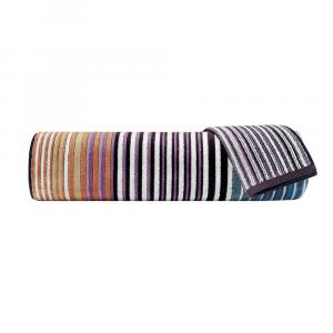Set Asciugamani Missoni 1 asciugamano + 1 ospite SCOTT righe