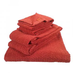 Missoni set bagno 5 pezzi 1 Telo 2 asciugamani 2 ospiti unito mattone ORIO