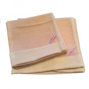 Borbonese  Set 1+1 asciugamano e ospite in spugna LEADER OP rosa chiaro