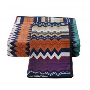 Set asciugamani Missoni Home 1  Telo + 2 asciugamani + 2 ospiti TAYLOR 100