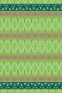 Bassetti Granfoulard telo arredo TAFFETA' var.5 350x270 cm verde