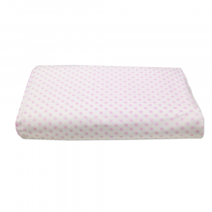 Copripiumino misura maxi 270 x 270 fantasia copritrapunta puro cotone ISTAR - pois rosa