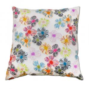 Cuscino decorativo da salotto 40x40 cm Missoni Home TILLY floreale