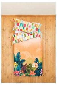 Desigual set copripiumino letto singolo 1 piazza SAUVAGE multicolore