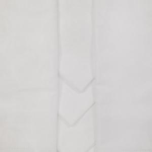 Tovaglia PIAZZA PITTI 140x180 cm fiandra con 6 tovaglioli Bianca Altea