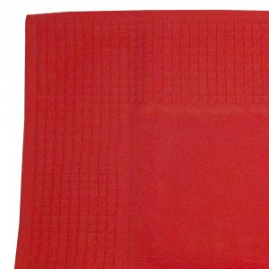 Tappeto bagno in spugna 50x80 cm SOLO TUO Zucchi - var. carminio 1178