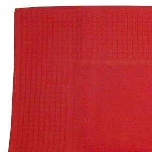 Tappeto bagno in spugna 60x120 cm SOLO TUO Zucchi - var. carminio 1178
