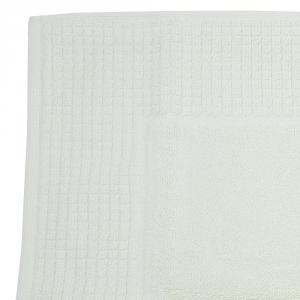 Tappeto bagno in spugna 60x120 cm SOLO TUO Zucchi - var. bianco 1000