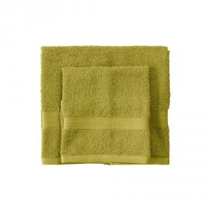 Set asciugamano e ospite BASSETTI TIME 370 grammi unita - germoglio 1266