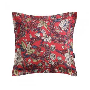 Cuscino arredo decorativo ZUCCHI Collection LEYLA rosso satin 60x60 cm