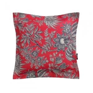 Cuscino arredo decorativo ZUCCHI Collection BAHAR rosso satin 60x60 cm