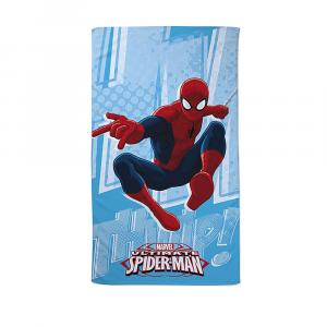 Asciugamano bimbo 50x80 cm spugna SPIDERMAN Marvel Disney