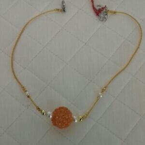 Collana donna girocollo in vetro soffiato di Murano vendita on line | BRUNI GIOIELLERIA
