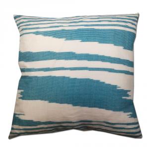 Cuscino decorativo da salotto 40x40 cm Missoni Home SCARLETT azzurro