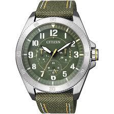 Citizen eco drive military bu2030-09w