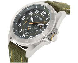 Citizen eco drive military bu2030-09w