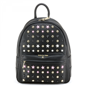 Backpack Patrizia Pepe  2V7768 A3CR XS06 Stars Black