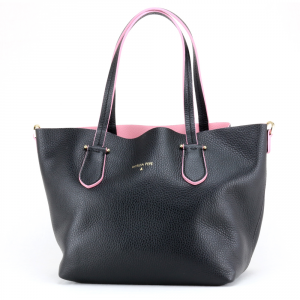 Hand and shoulder bag Patrizia Pepe  2V7802 A3FH I2QZ Nero\Fresh Rose