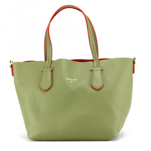 Hand and shoulder bag Patrizia Pepe  2V7802 A3FH I2QA DailyGreen\DeepOrang