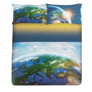 Set lenzuola per letto singolo Gabel OVERVIEW un letto per cosmonauti