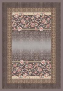 Bassetti Plaid Granfoulard 135x190 cm VASARI v.5 grigio regalo originale