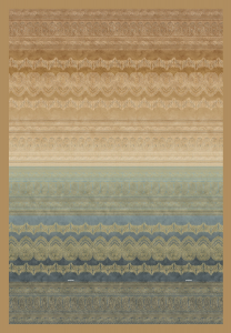 Bassetti Plaid Granfoulard 250x270 cm BRUNELLESCHI v.7 grigio
