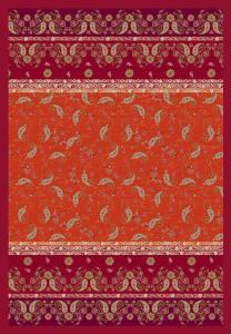 Bassetti Plaid Granfoulard 250x270 cm RAFFAELLO v.1 rosso
