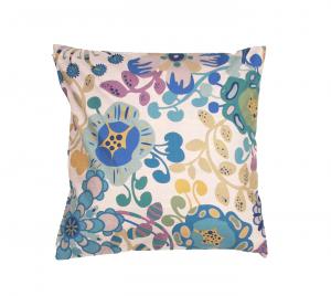 Fodera per Cuscino Fine serie 40x40 cm Missoni Home Rory floreale blu