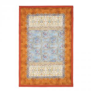 Bassetti Plaid Granfoulard 135x190 cm LUINI v.3 azzurro regalo originale