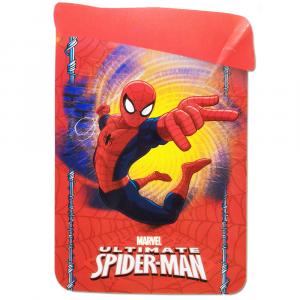 Trapunta piumone invernale letto singolo SPIDERMAN Marvel 180x260 cm rosso