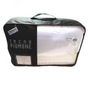 Piumino Bassetti Piumone singolo TECHNO 200x200 cm 2 stelle calore medio