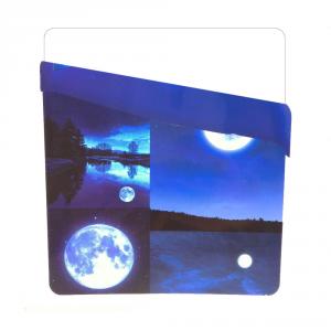 Trapunta piumone invernale letto matrimoniale 2 piazze Full Moon 250x260 cm