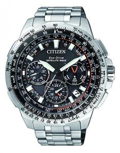 Orologio citizen satellitare gps titanio  cc9020-54e