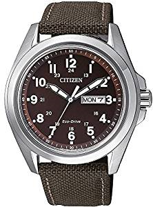 Orologio citizen ecodrive aw0050-40w