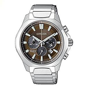 Orologio citizen crono supertitanio ca4320-51w