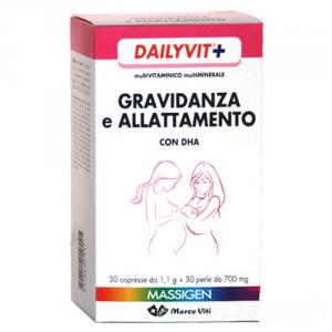Massigen Dailyvit Gravidanza e Allattamento € 16,90