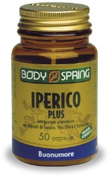 BODY SPRING IPERICO PLUS 50 CAPSULE