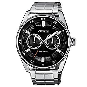 Orologio uomo citizenb ecodrive acciaio bu4027-88e