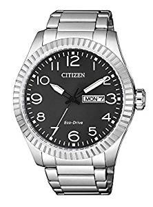 Orologio uomo citizen ecodrive acciaio bm8530-89e