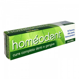 HOMEODENT DENTIFRICIO ALLA CLOROFILLA DENTI/GENGIVE
