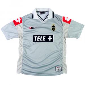 2000-01 Juventus Maglia Away XL (Top)
