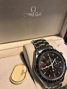 Orologio Omega Speedmaster Professional Brown Dial
